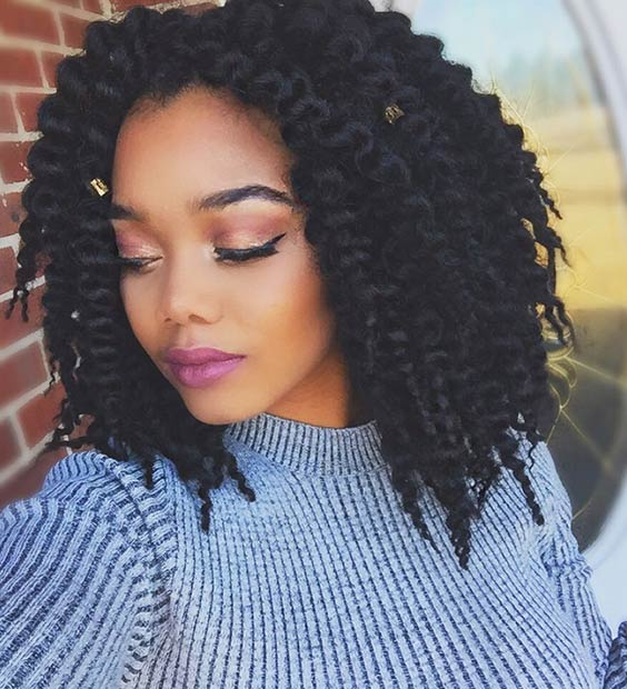 Can I Get Senegalese Twists With Natural Hair