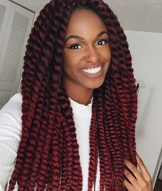 Crochet Braids Mambo Twist : 31 Stunning Crochet Twist Hairstyles Page 3 of 3 StayGlam
