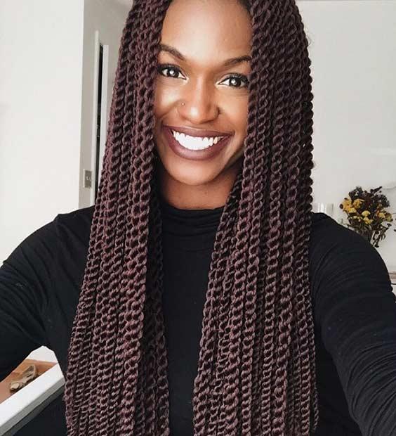 Fine 31 Stunning Crochet Twist Hairstyles Stayglam Short Hairstyles Gunalazisus