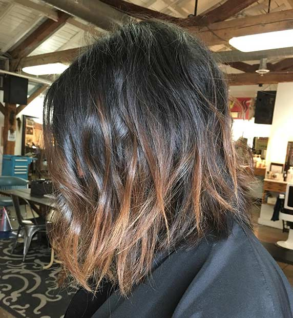 31 Cool Balayage Ideas for Short Hair | Page 2 of 3 | StayGlam