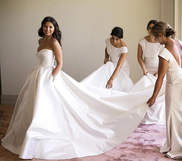 31 Most Beautiful Wedding Dresses | StayGlam