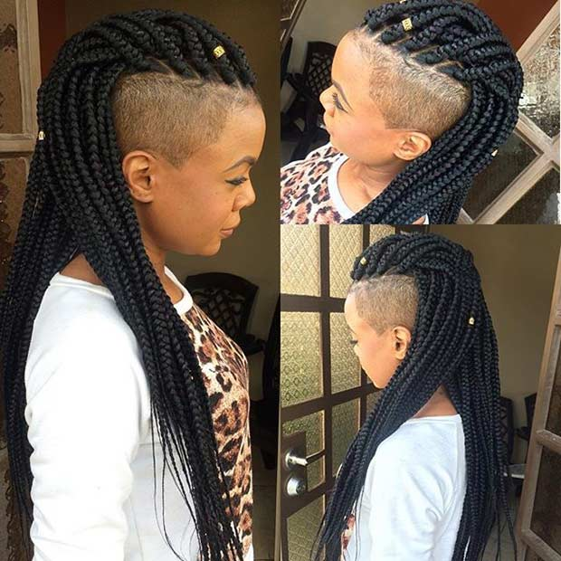 51 Hot Poetic Justice Braids Styles Page 2 Of 5 Stayglam