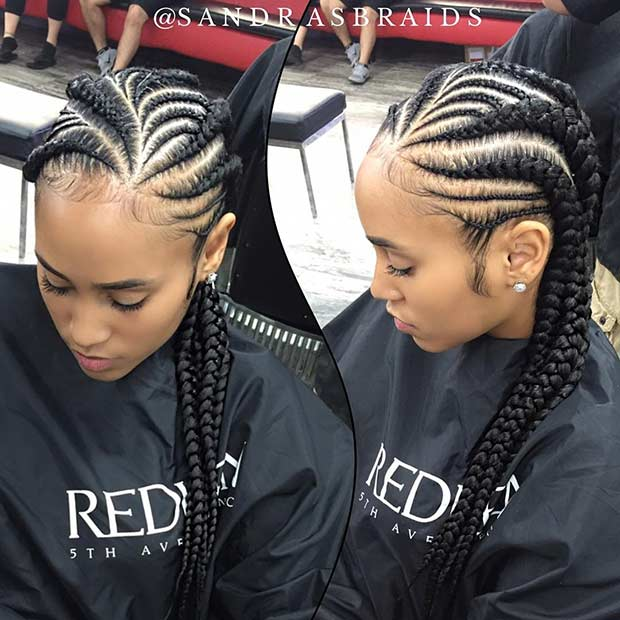 Braids And Beads Hairstyles | LONG HAIRSTYLES