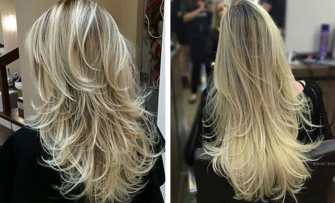 51 Beautiful Long Layered Haircuts