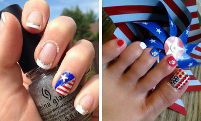 Nail Ideas for the 4th of July