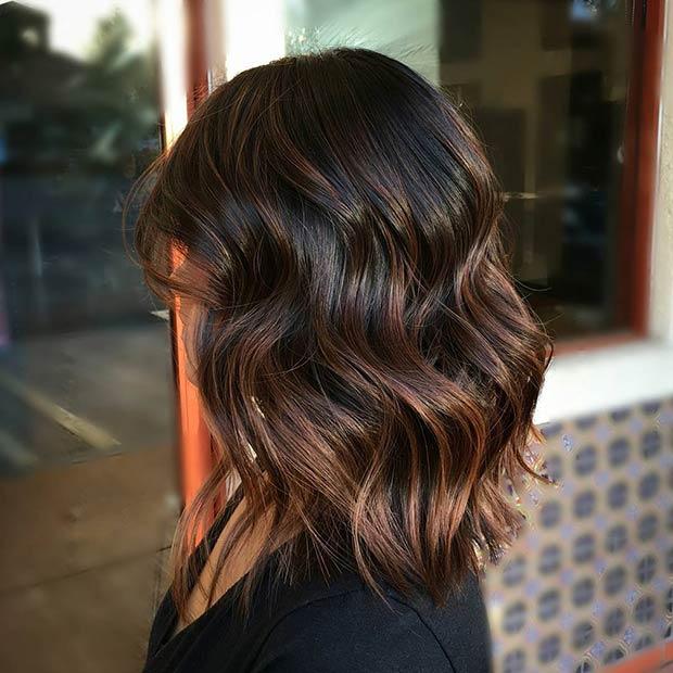 21 Cute Lob Haircuts for This Summer