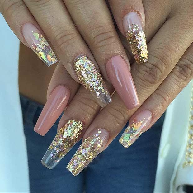 ... nail art design shellac nails khloe kardashian nails cute nail designs