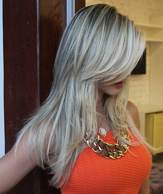 51 Beautiful Long Layered Haircuts Page 3 Of 5 Stayglam