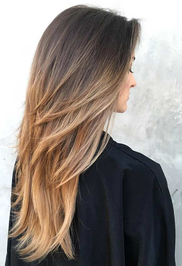 Cutting Hairstyles For Long Hair and very easy