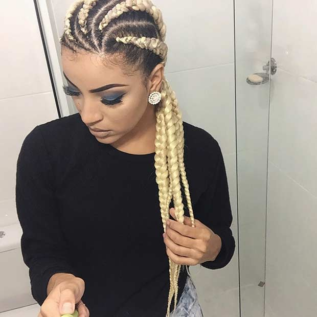21 Trendy Braided Hairstyles To Try This Summer Stayglam
