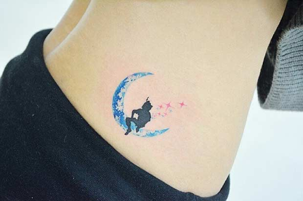 25 Cute Disney Tattoos That Are Beyond Perfect | Page 3 of 3 | StayGlam