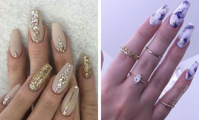 Fun Ways to Wear Ballerina Nails