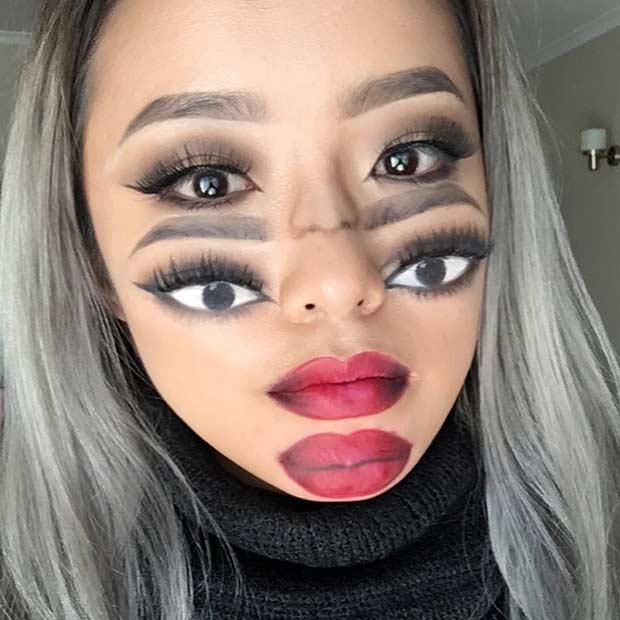 21 Easy DIY Halloween Makeup Looks | Page 2 of 2 | StayGlam