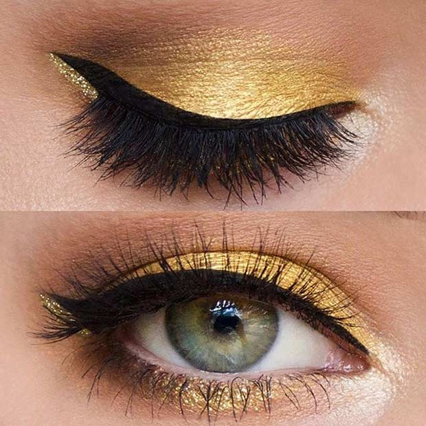 25 Easy Makeup Ideas for Summer Parties