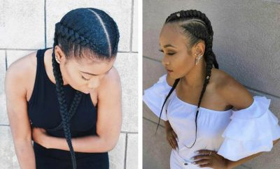 Cornrow Styles to Copy for Summer