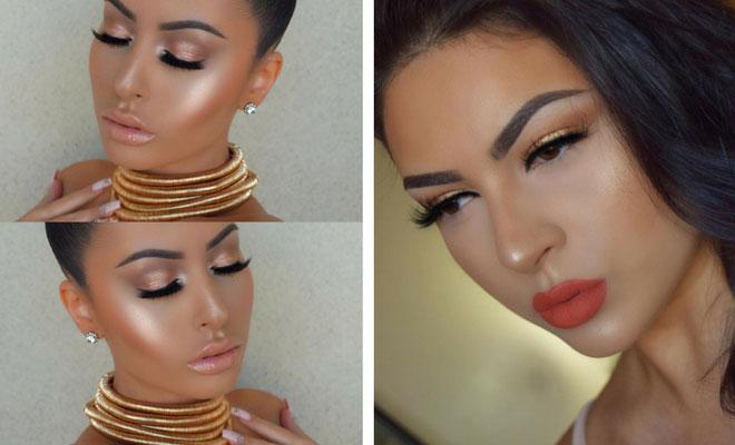 Celebrity Halloween makeup ideas - Best Makeup Ideas