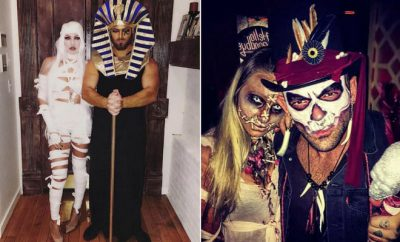 Creative Couples Costumes for Halloween