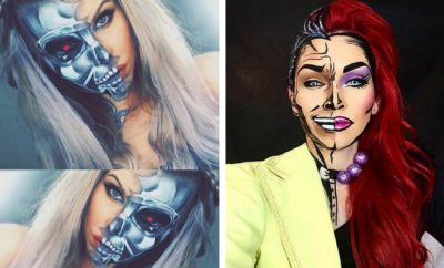 Mind Blowing Makeup Ideas to Try for Halloween