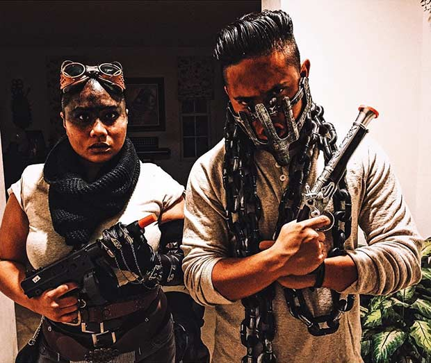 Mad Max Couples Costume for Halloween