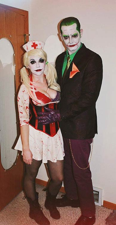 Great Couple Halloween Costumes