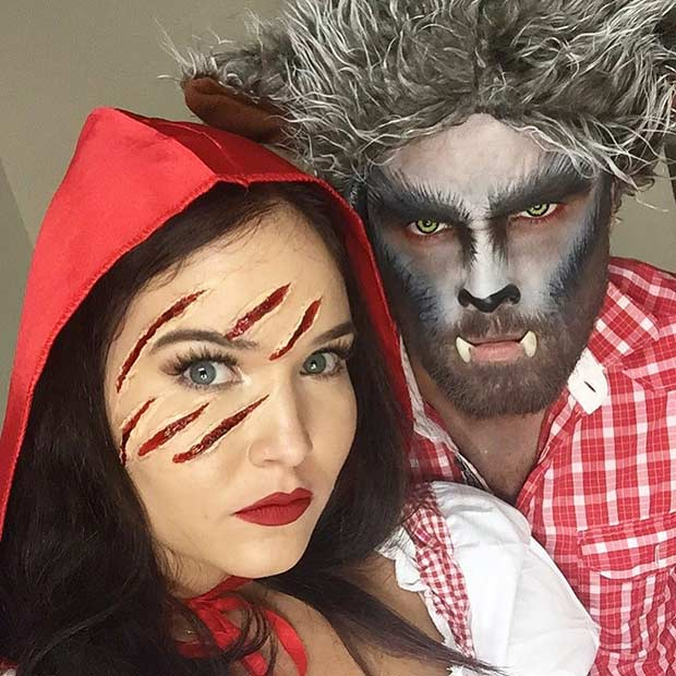 31 Creative Couples Costumes for Halloween | StayGlam