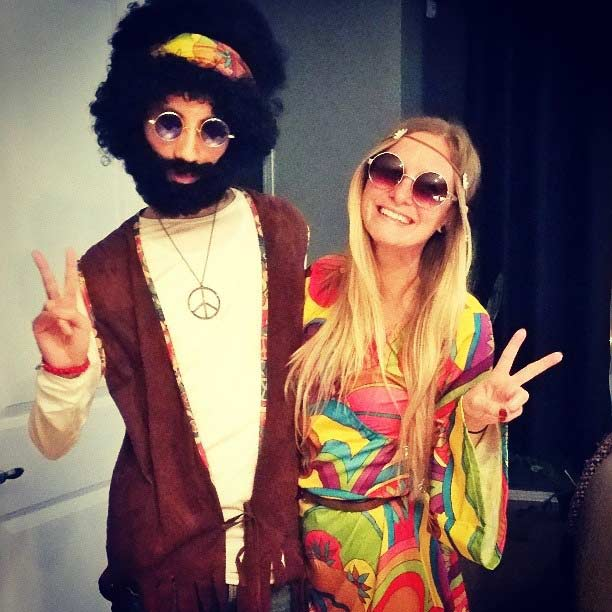 21 DIY Couples Costumes for Halloween | Page 2 of 2 | StayGlam