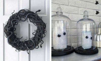 Amazing DIY Halloween Decorations
