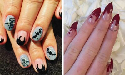 Creative Halloween Nail Art Ideas
