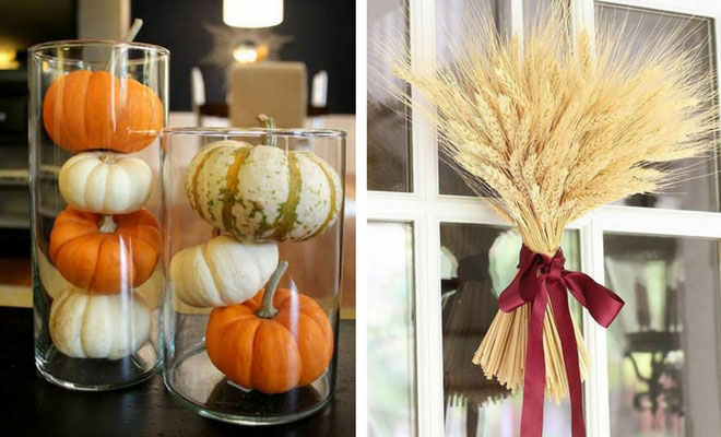 Easy diy thanksgiving decorations stayglam