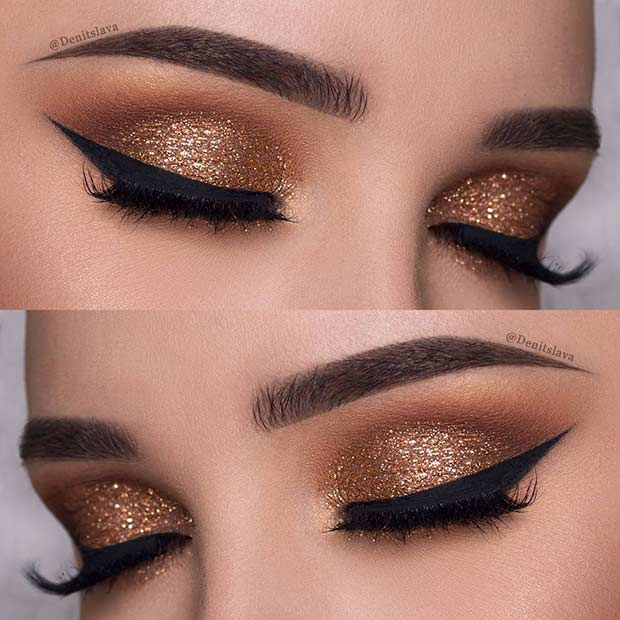 25 Glamorous Makeup Ideas For New Years Eve Crazyforus