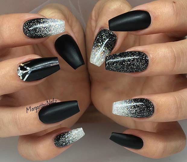 31 Snazzy New Years Eve Nail Designs Stayglam Page 3
