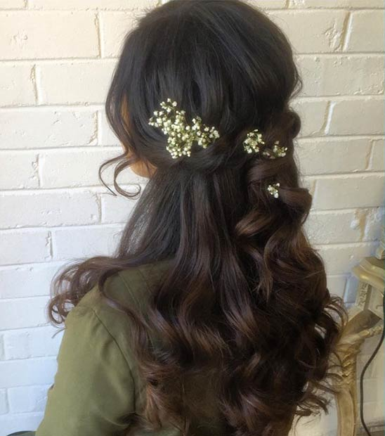 Wedding Hairstyles For Long Hair: 23 Romantic Wedding Hairstyles For Long Hair