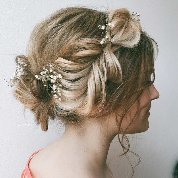 23 Romantic Wedding Hairstyles For Long Hair Page 2 Of 2 Stayglam