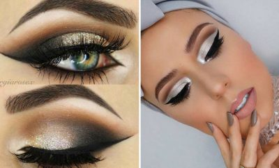 Glamorous Makeup Ideas for New Year's Eve