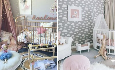 Cute Nursery and Playroom Ideas