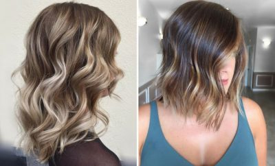 Pretty Lob Haircut Ideas for 2017