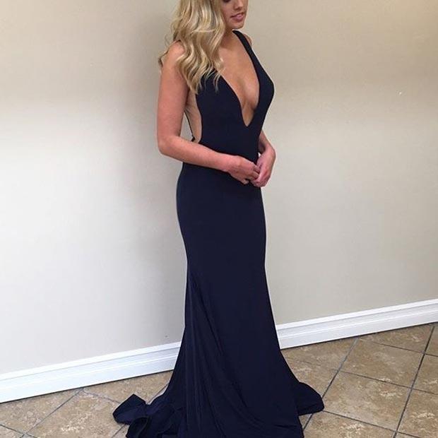 Long Sexy Prom Dress