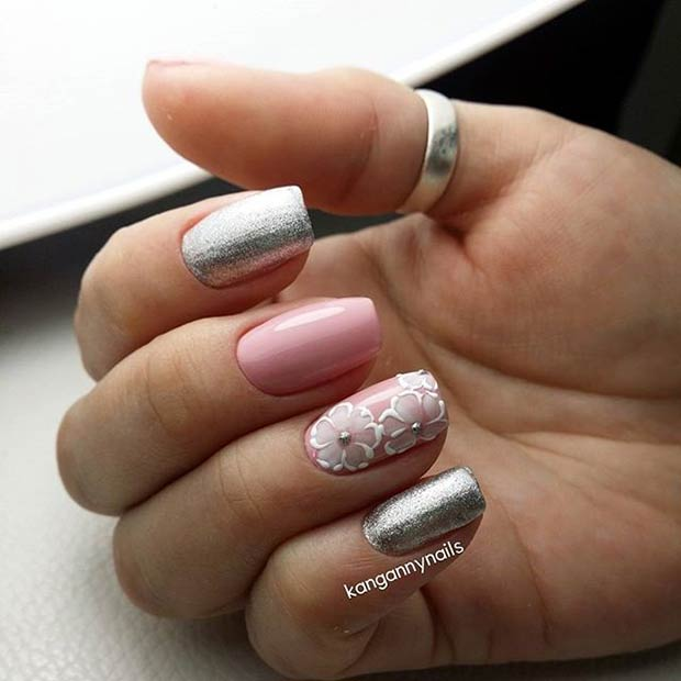 2014 Nail Art Ideas For Prom: 23 Elegant Nail Art Designs For Prom 2018