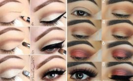 Easy Step by Step Makeup Tutorials from Instagram