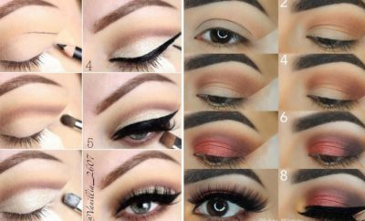 21 easy stepstep makeup tutorials from instagram
