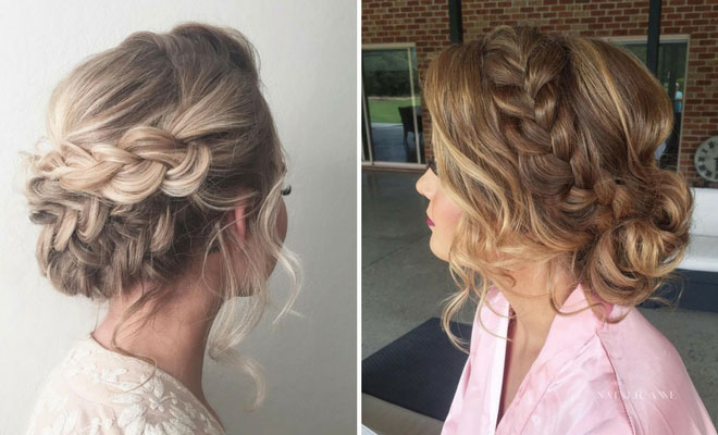 27 Gorgeous Wedding Hairstyles For Long Hair In 2019: 27 Gorgeous Prom Hairstyles For Long Hair