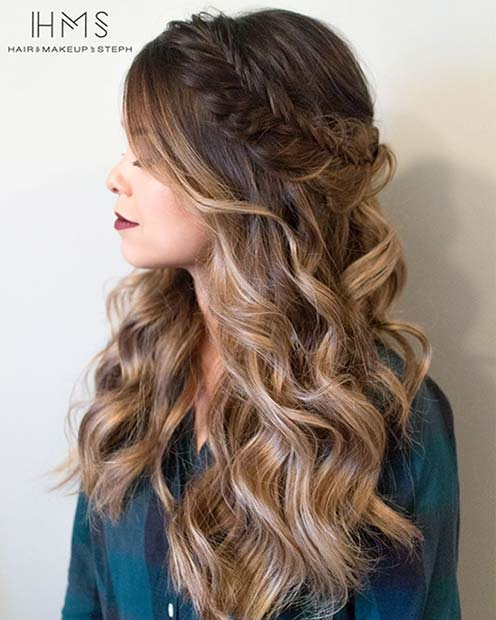 6 Furniture Styles You Really Need To Consider In 2018: 27 Gorgeous Prom Hairstyles For Long Hair