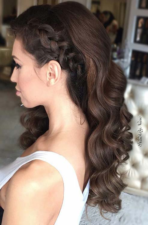 27 Gorgeous Prom Hairstyles for Long Hair | Page 3 of 3 | StayGlam