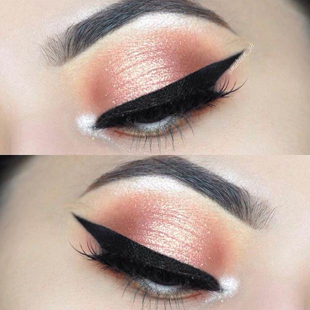 Makeup - Pink Smokey Eye Look for Prom - Makeup Products. Find this Pin and more on blouses by prathyusha maryada. Details Brow Wiz Pencil & Clear Brow Gel The Burgundy Palette