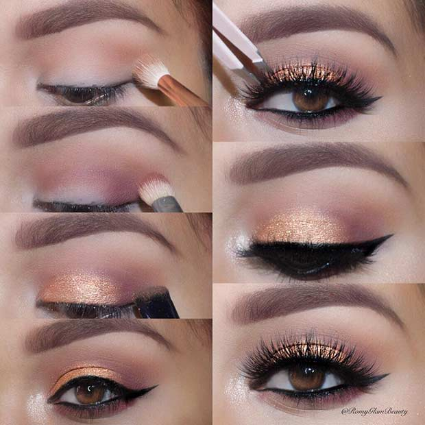 Easy Step by Step Makeup Tutorial for Begginers