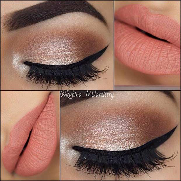 21 Insanely Beautiful Makeup Ideas For Prom Page 2 Of 2 Stayglam
