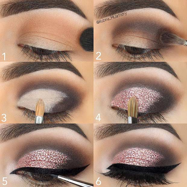21 Easy Step By Step Makeup Tutorials From Instagram Stayglam