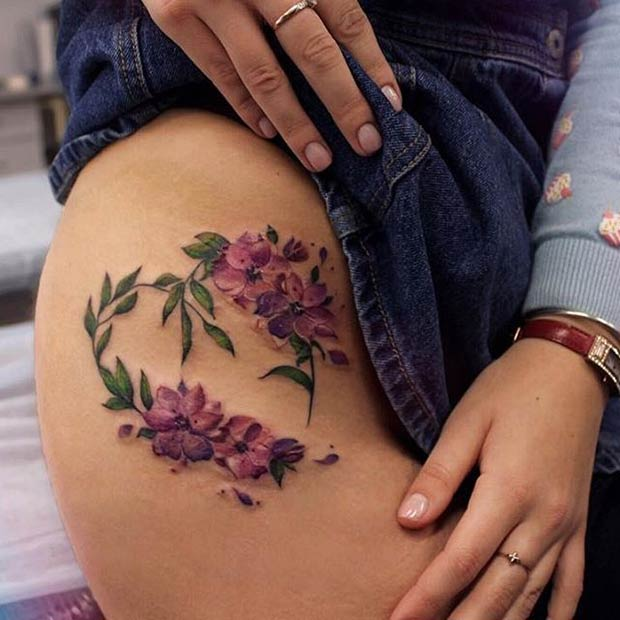 45 Badass Thigh Tattoo Ideas For Women Stayglam Page 2