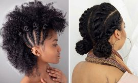 Chic and Easy Updo Hairstyles for Natural Hair