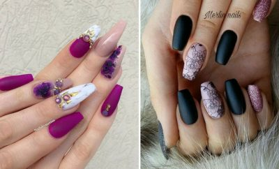 - 21 Gorgeous Floral Nail Designs For Spring StayGlam